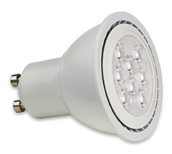 LED MR16 (GU10) 3000 K, 500 lm
